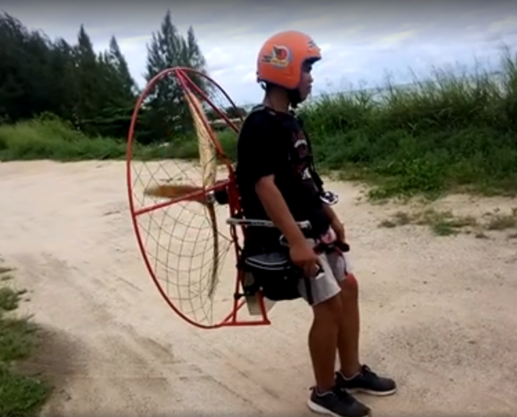 Thai Paraglider – Professional Paraglider Training and